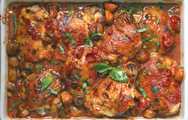 ... chicken with mushroom and tomato stuffed image tomato baked chicken