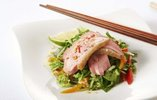 Duck Salad with Hot & Sour Dressing