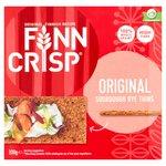 Finn Crisp Harvest Slims Rye Crispbread