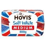 Hovis Medium Sliced Soft White Bread