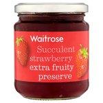 Strawberry Conserve Waitrose