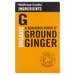 Cooks' Ingredients Organic Ginger Powder Waitrose