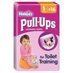 Huggies Pull-Ups Small Pink Disney Design