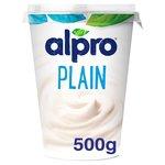 Alpro Big Pot Natural Yoghurt Alternative