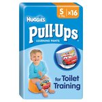 Huggies Pull-Ups Small Blue Disney Design
