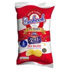 Seabrook Crinkle Cut Sea Salt Crisps