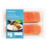 2 Salmon Fillets Waitrose