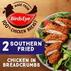 Birds Eye 2 Southern Fried Chicken Frozen