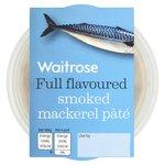 Waitrose Smoked Mackerel Pate