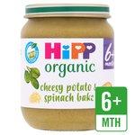 HiPP Organic Cheesy Spinach & Potato Bake