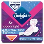 Bodyform Ultra Goodnight With Wings