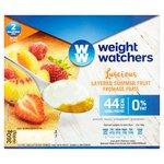 Weight Watchers Layered Summer Fruit Fromage Frais
