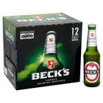Beck's Beer Bottles
