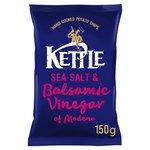 Kettle Chips Balsamic Vinegar & Sea Salt