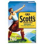 Scott's Porage Oats
