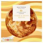 Waitrose Vintage Cheddar & Onion Quiche