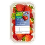Waitrose Luscious & Sweet British Strawberries
