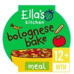 Ella's Kitchen Little Big Meal Bolognese Bake Stage 4