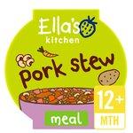 Ella's Kitchen Little Big Meal Pork & Apple Stew Stage 4