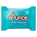 Bounce Coconut & Macadamia Protein Bliss Ball
