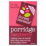 Dorset Cereals Porridge Raspberry Sachets