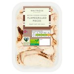 Waitrose British Cooked Flamegrilled Chicken Pieces