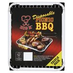 Big K Disposable Picnic Barbecue 180g