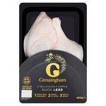 Gressingham 2 Duck Legs