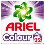Ariel Bio Washing Powder Colour 22 Wash