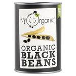 Mr Organic Black Beans
