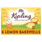 Mr Kipling Lemon Bakewells