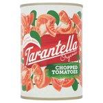 Tarantella Organic Chopped Tomatoes
