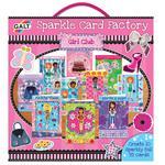 Galt Sparkle Card Factory 7+