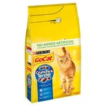 Go-Cat Crunchy & Tender Cat Food Salmon