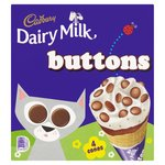 Cadbury Buttons Cone