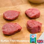 Laverstoke Buffalo Fillet Steak Medallions