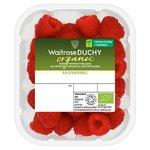 Organic Raspberries Waitrose