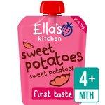 Ella's Kitchen Organic Sweet Potatoes, Sweet Potatoes, Sweet Potatoes