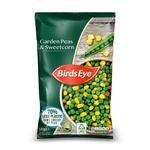 Birds Eye Garden Peas & Supersweet Sweetcorn Frozen