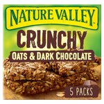 Nature Valley Crunchy Granola Bars Oats & Chocolate
