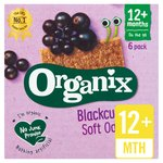 Organix Goodies Organic Blackcurrant Cereal Bars