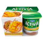 Activia Fusion Mango & Passion Fruit