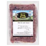 Laverstoke Raw Dog Food Pork & Lamb Complete