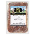 Laverstoke Raw Dog Food Organic Beef & Tripe with Offal