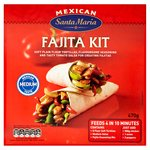 Santa Maria Perfect Fajita Kit