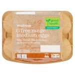British Blacktail Free Range Eggs Medium Waitrose
