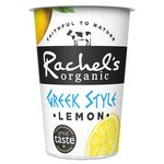 Rachel's Organic Greek Style Lemon