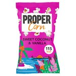 Propercorn Sweet Coconut & Vanilla