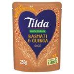 Tilda Steamed Brown Basmati & Quinoa