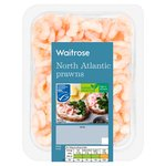 Waitrose Prawns Cooked & Peeled